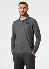 Picture of Ebony Skagen Quickdry rugger Polo
