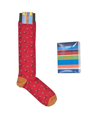 Picture of Long warm cotton socks