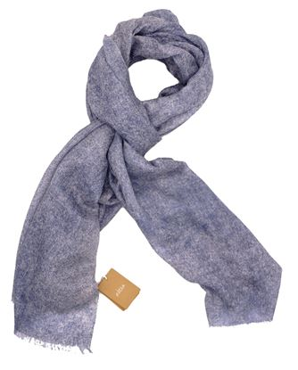 Picture of Light blue Cashmere wool scarf